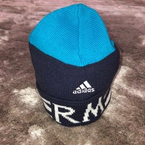 Authentic ADIDAS Real Madrid FC Soccer Beanie